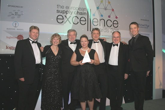 Official Photo - Supply Chain Excellence Awards